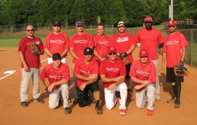 Softball Team Pic