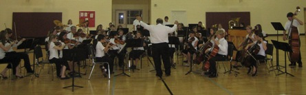 Cornelius Youth Orchestra