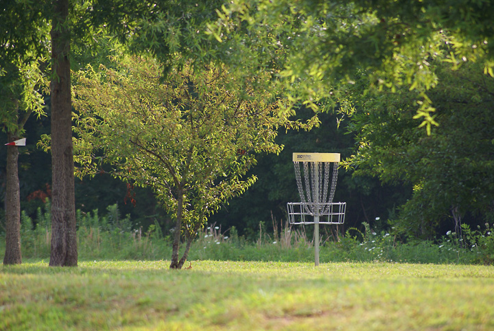 BRP Disc Golf Hole