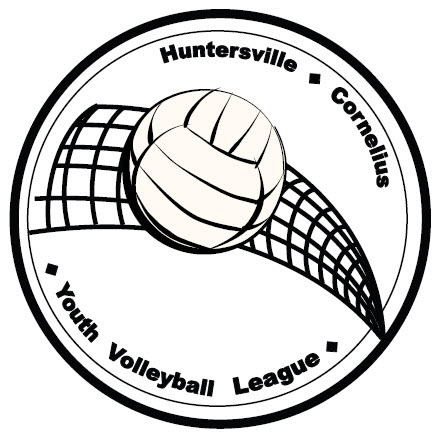 Volleyball League Logo
