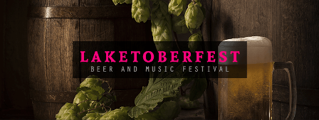 Laketoberfest Beer and Music Festival
