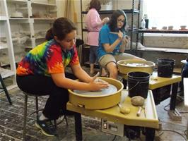 Youth Ceramics