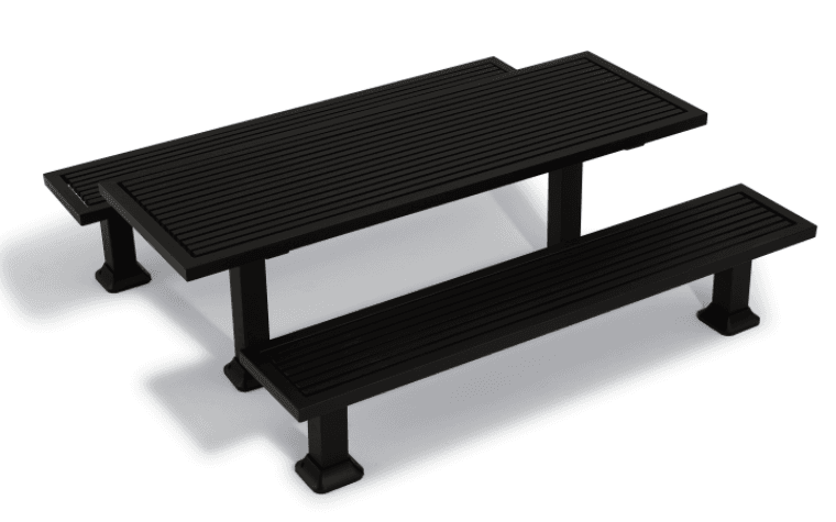 Picnic Table for Donations