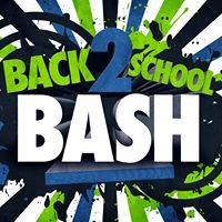 Back 2 School Bash