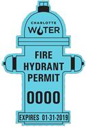 CLT Water Hydrant